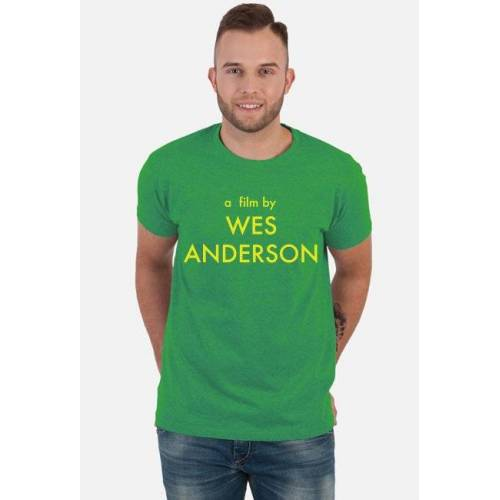 rzepson Wes anderson t-shirt