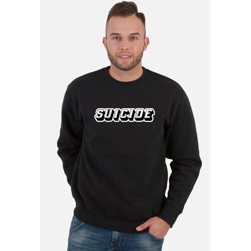 Spokeswear Bluza suicide btj