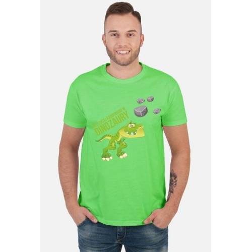 e-MOUSE Nie rzucja kamieniami w dinozaury 1