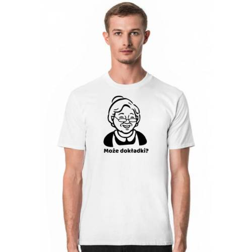 zakupoholik Koszulka może dokładki