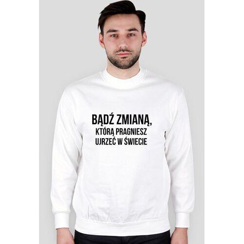 432Hz Bądź zmianą - bluza