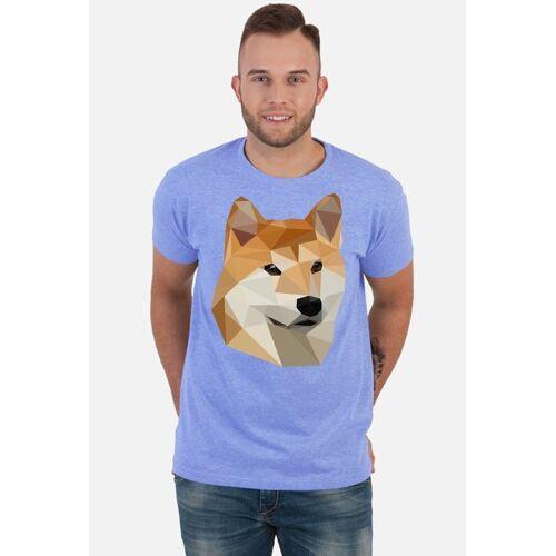 LowPolyShop T-shirt - akita