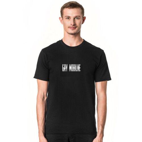 GryMobilneKoszulki Gry mobilne koszulka