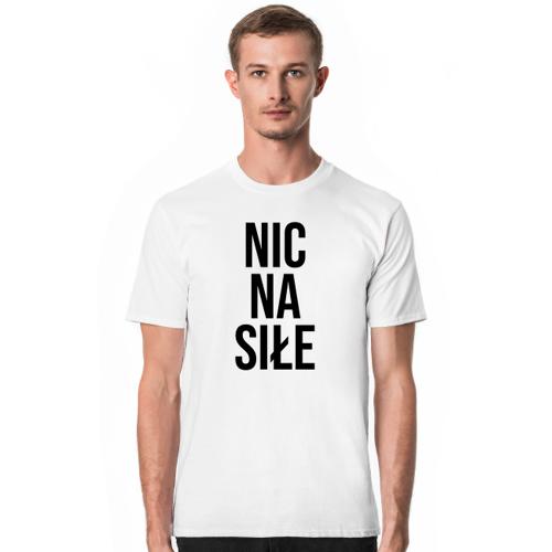 jepsonwear Nic na siłłe white