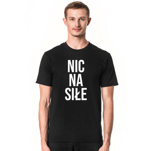 jepsonwear Nic na siłłe black