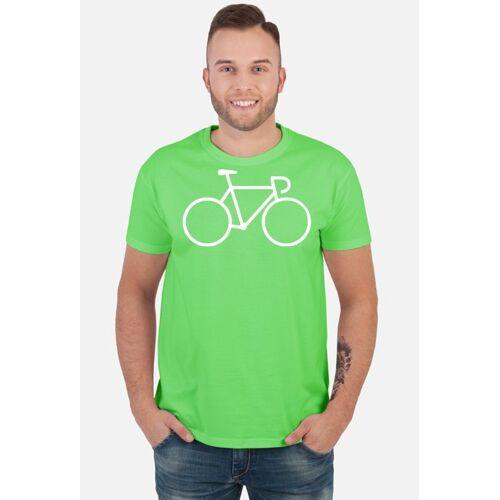 roweryzm T-shirt rower duży