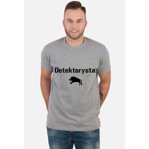"polak-detektorysta Koszulka ""detektorysta"""