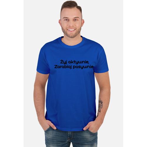 Kuki2056 Koszulka motywacyjna