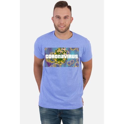coronavirusx Coronavirus t-shirt