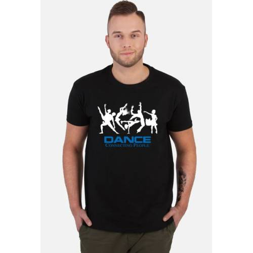 d4nce Taneczna koszulka (męska)