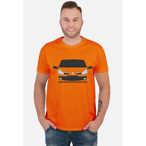 klasyczne-bryki Clio 3 t-shirt