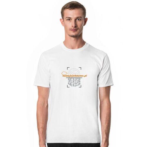 mokimoni Koszulka z logo na mojej chmurze