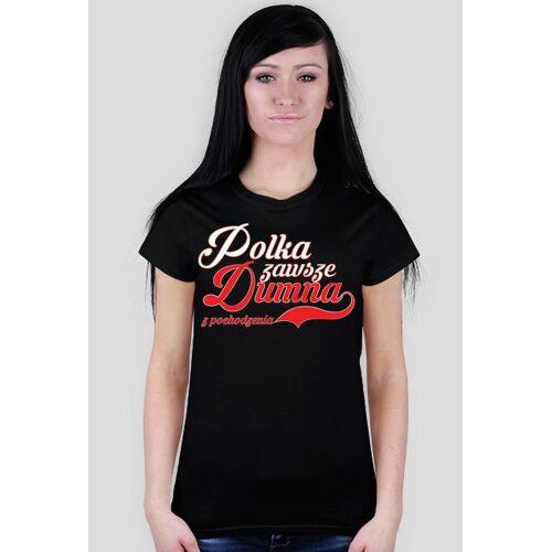 proud Polka dumna