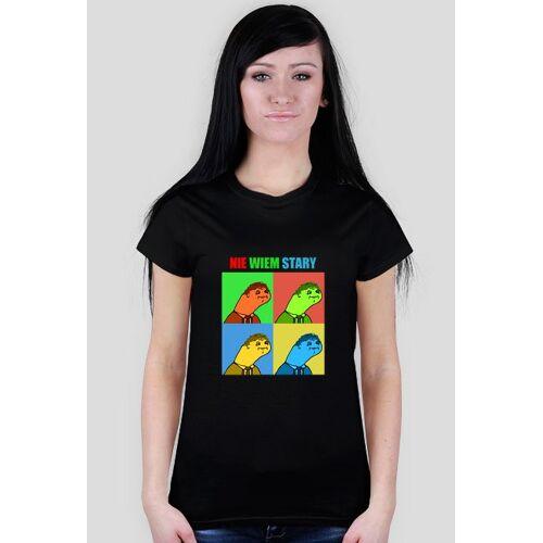 politykel Dadudiaszowa koszulga femme