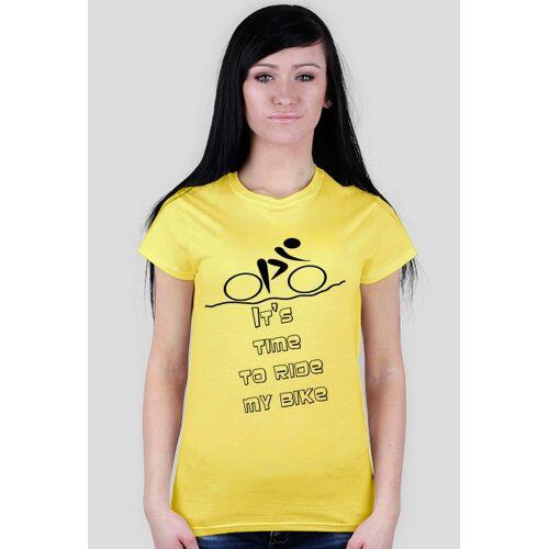 swiatrowerow Bike - koszulka dla rowerzysty