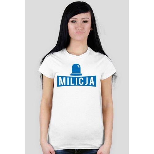 goldap T-shirt milycyjny damski