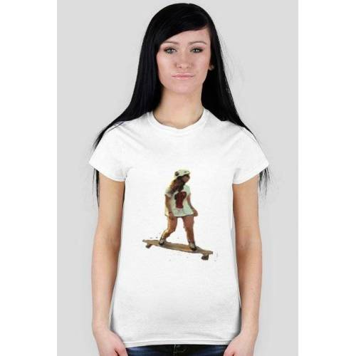 longboard Koszulka damska longboard girl wszystkie kolory