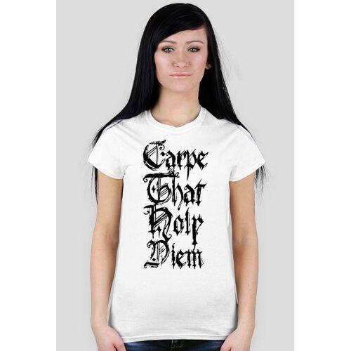narkat Carpe th diem wom.