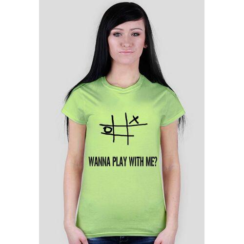 fun4all Wanna play with me? brak czarnego