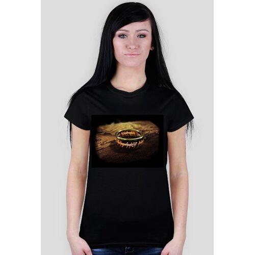 WPMN Koszulka z pierścieniem - damska
