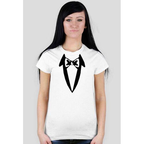 allk Damska koszulka garniturowa