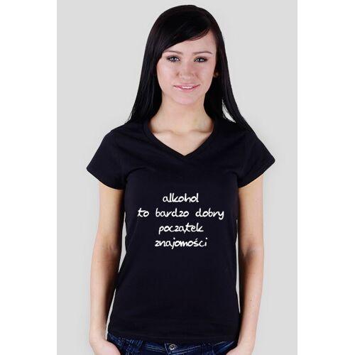 dziennosc Koszulka alkoholowa
