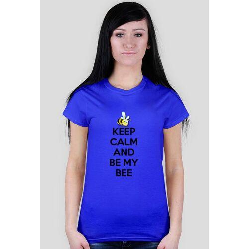 MikonowaModa Keep calm and be my bee - t-shirt