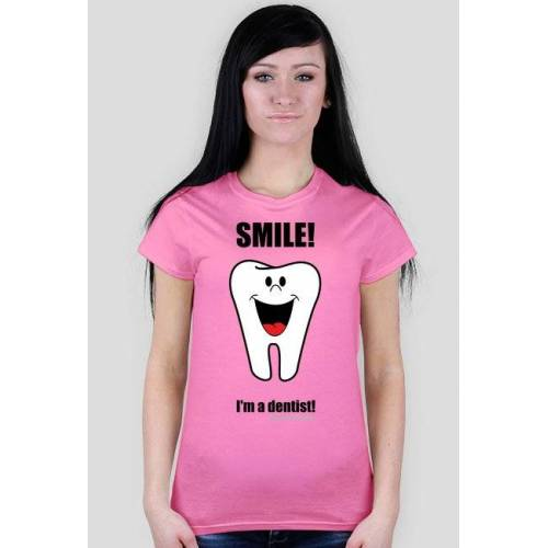 medycznezarciki Dentystyczna koszulka (k)