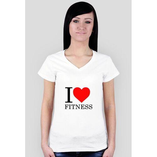 fitnesshirts I love fitness