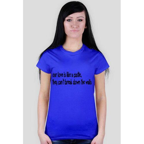 btrpl Untouchable t-shirt