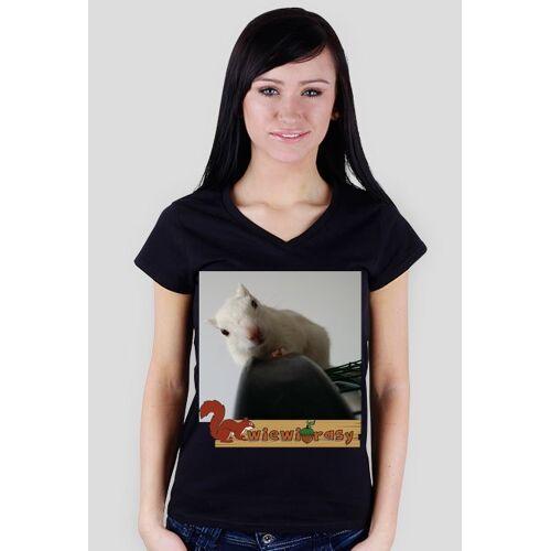 wiewiorasy Koszulka z wiewiórką