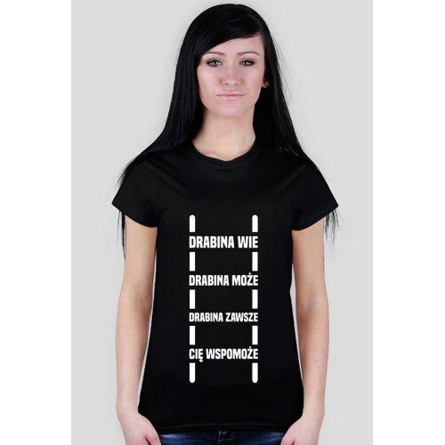 tivoltgames Drabina wie - t-shirt damski