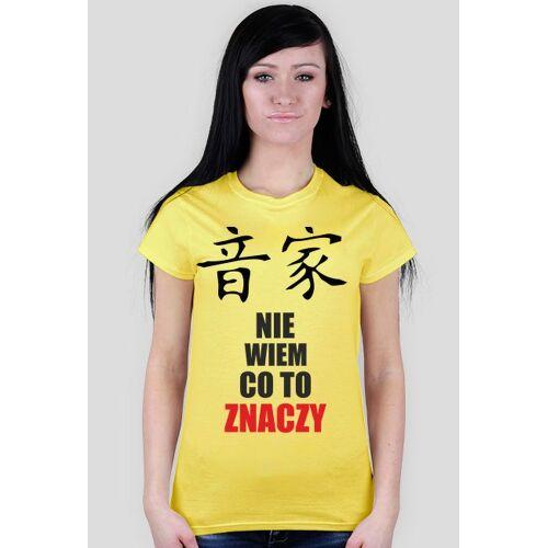 Eminel Chińskie znaki