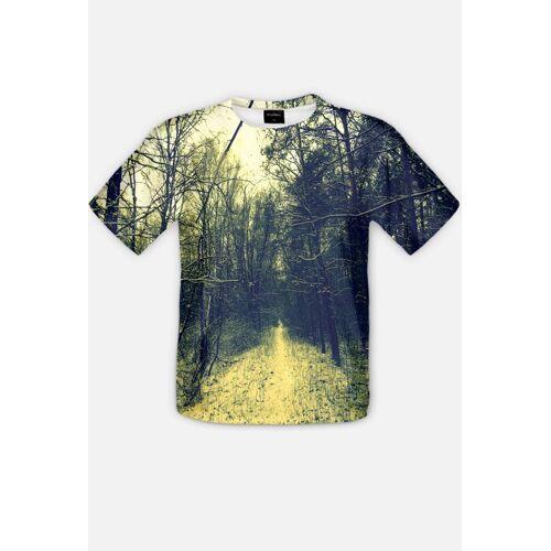 fotograficzny #fotograficzny - w lesie - fullprint