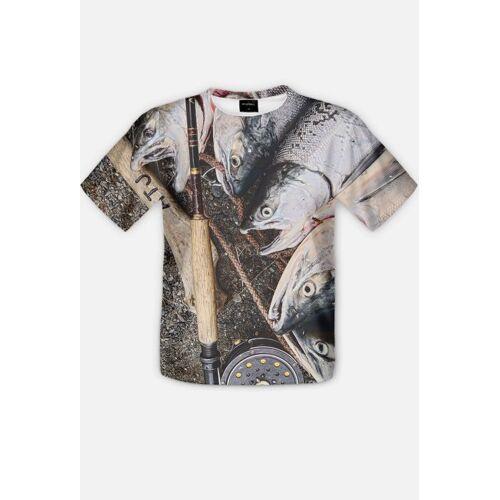 rudabarakuda T-shirt - łososie