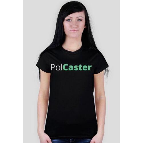 dekompresor Koszulka polcaster czarna