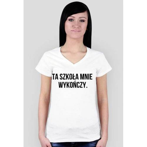 niezwykly T-shirt