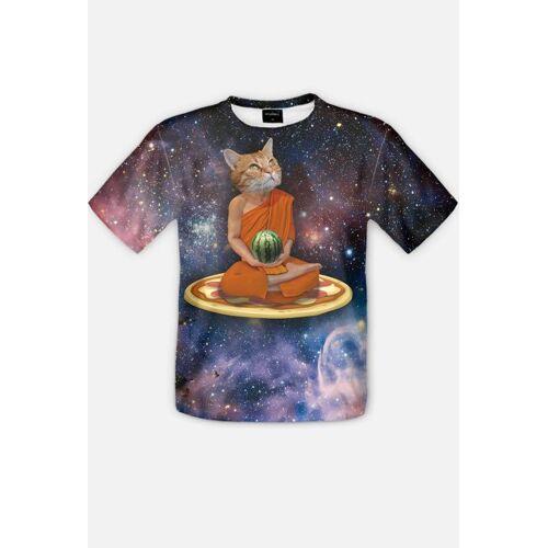 photato Kot mnich na pizzy w kosmosie
