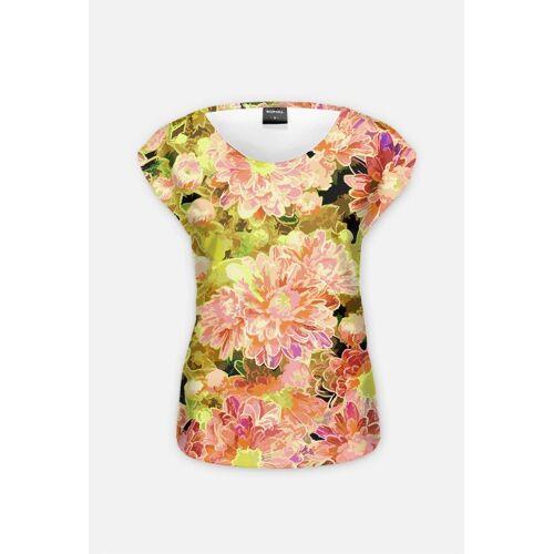 miautshirt Abstrakcyjne kwiaty