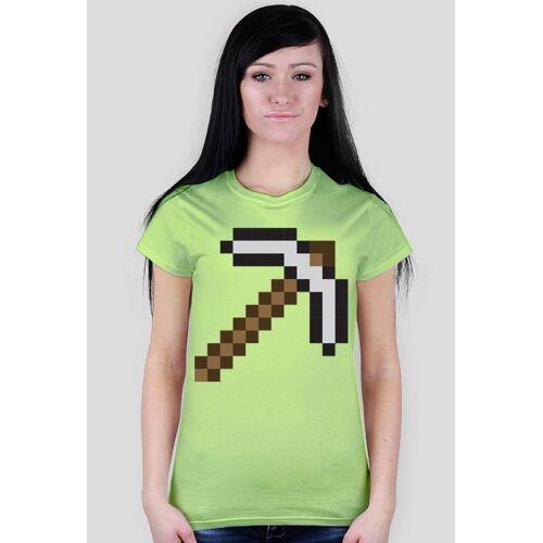 liquidshop Minecraft pickaxe