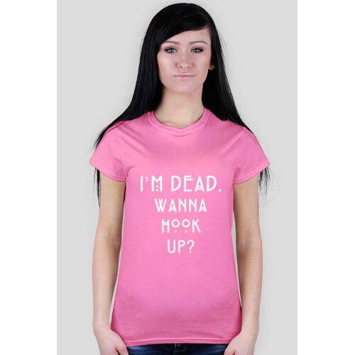 ahspolska I'm dead, wanna hook up? 1