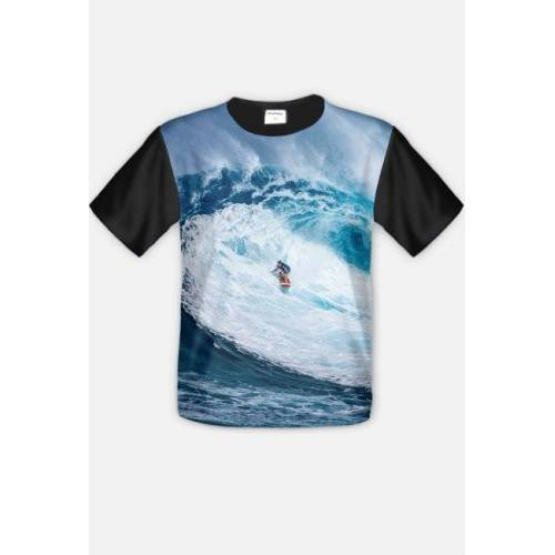 surf-sailing Big wave surfing t-shirt