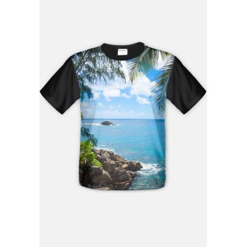 surf-sailing Paradise t-shirt