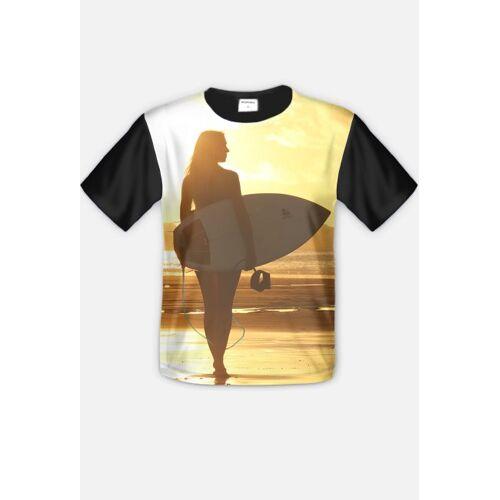 surf-sailing Surf girl t-shirt