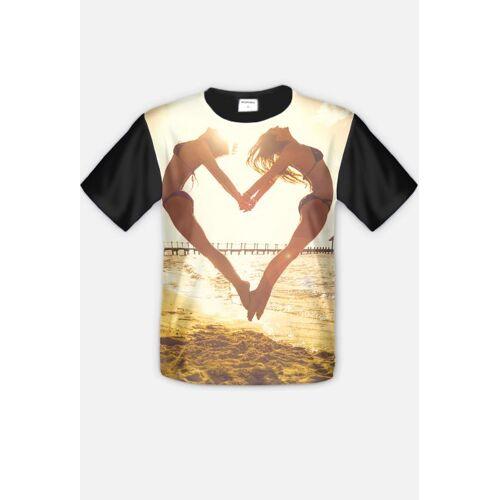 surf-sailing Love beach t-shirt