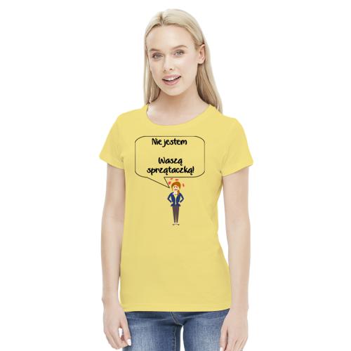 SmileShirtShop Mama. nie jestem waszą sprzątaczka