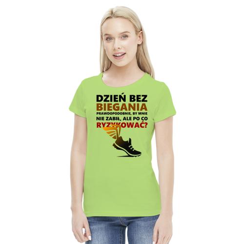 Biegacz Prezent dla biegacza. bieganie. koszulka dla biegacza. bieganie efekty