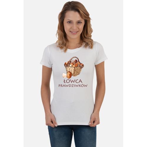 Grzybiarz Grzybobranie. prezent dla grzybiarza. koszulka dla grzybiarza. grzyb. prawdziwek. podgrzybek. gdzie