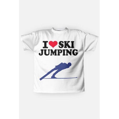 skokinews Koszulka fana skoków narciarskich
