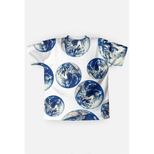 ArtOFF Koszulka kula ziemska